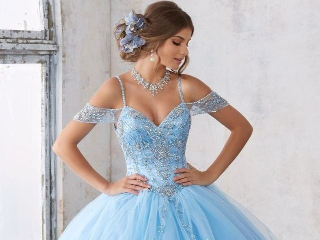 Quinceanera Cropped